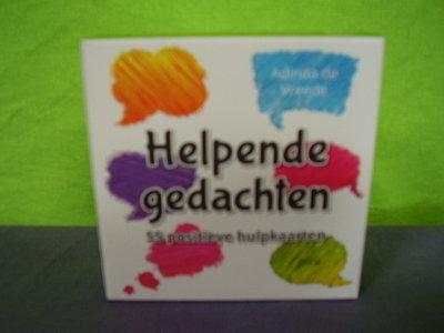 Favoriete Helpende gedachten kaartjes - Drost HoutenGoed @FR05