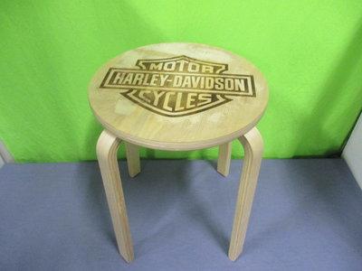 Harley-Davidson tafel kruk