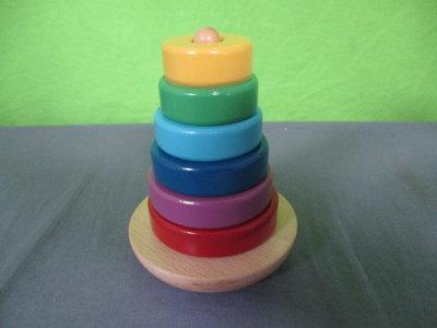 Stapeltoren regenboog Goki