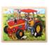Houten tractor puzzel bigjigs