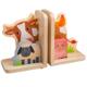 Boekensteunen boerderijdieren Tidlo